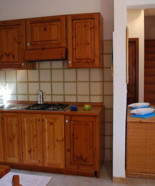 Cucina residence Oasi