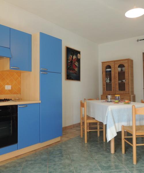 Cucina e sala da pranzo Tutti al mare