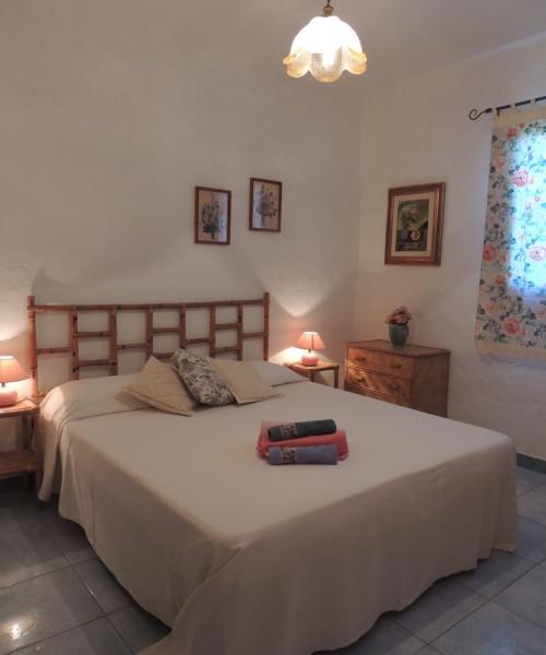 Camera da letto matrimoniale Villa Maria Teresa