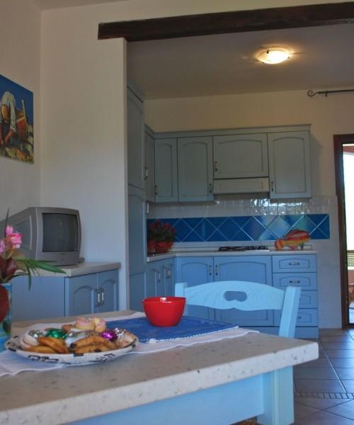 cucina vecchio stazzo villa sardegna