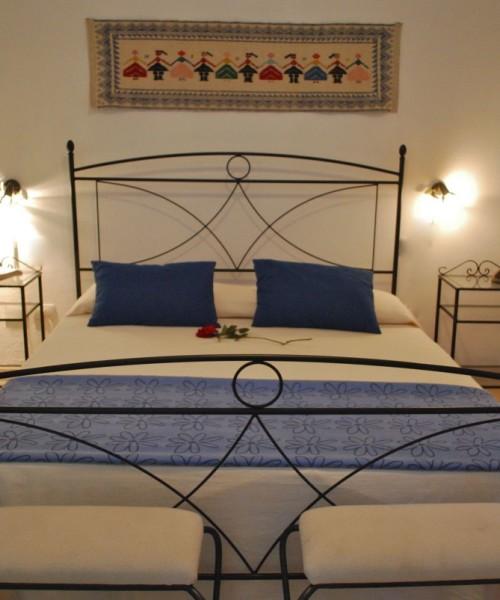 Camera da letto matrimoniale Vecchio Stazzo