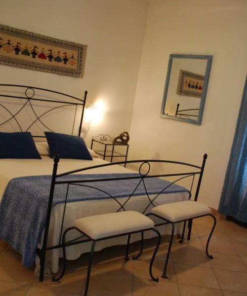 Camera letto matrimoniale Vecchio stazzo
