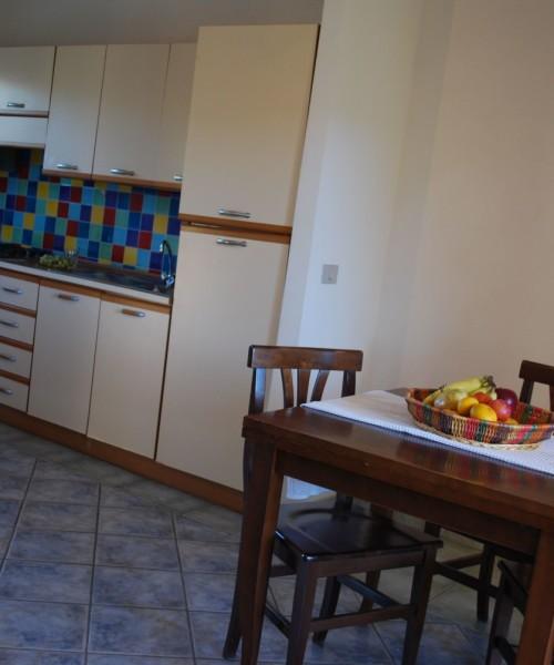 Cucina Residence Oasi Blu